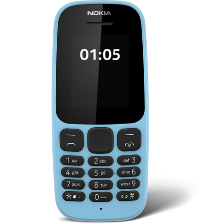 Nokia 105 2017 Keep talking