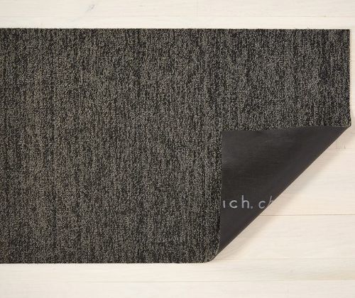 Tapis chiné Noir Tan