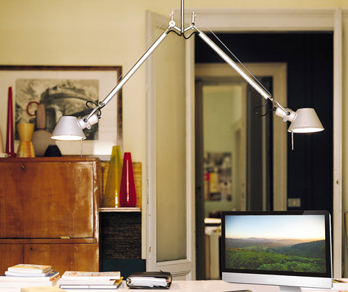 Tolomeo Double suspension