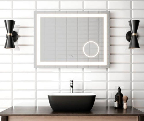 Effect miroir rectangulaire 32X24