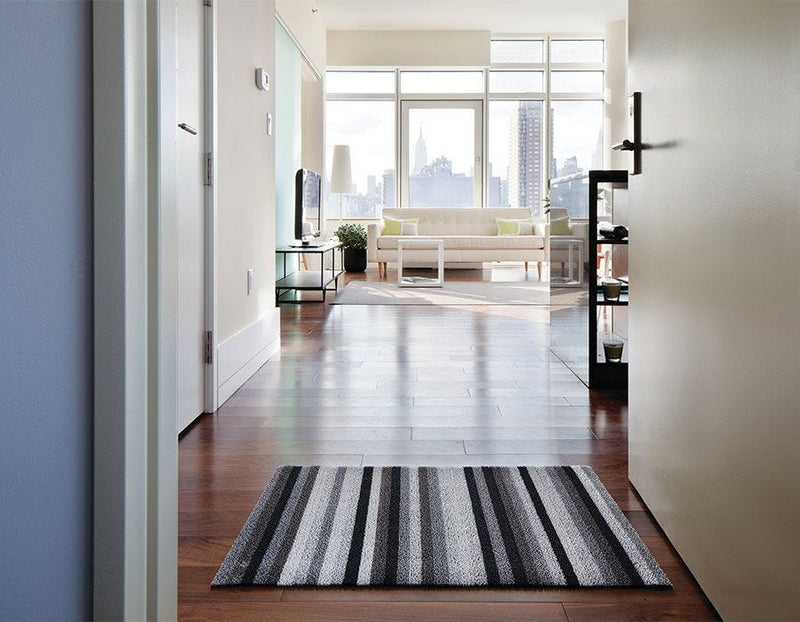 Tapis Even Stripe Mineral