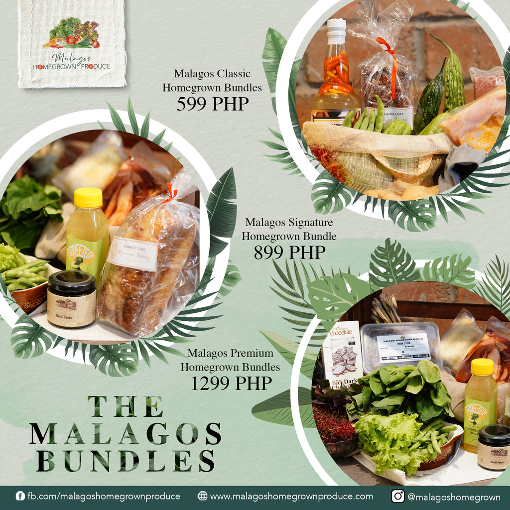 Malagos Homegrown Produce