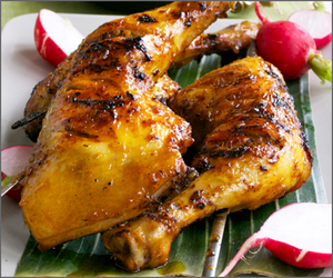 Marinated Chicken Inasal