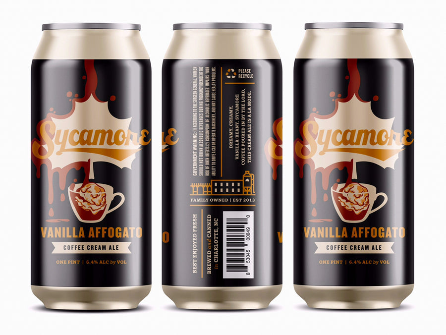Vanilla Affogato Coffee Cream Ale