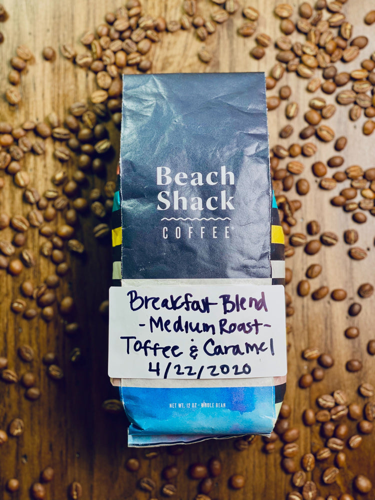 Load image into Gallery viewer, Beach Shack Coffee - Breakfast Blend