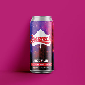 Juice Willis Hazy Double IPA