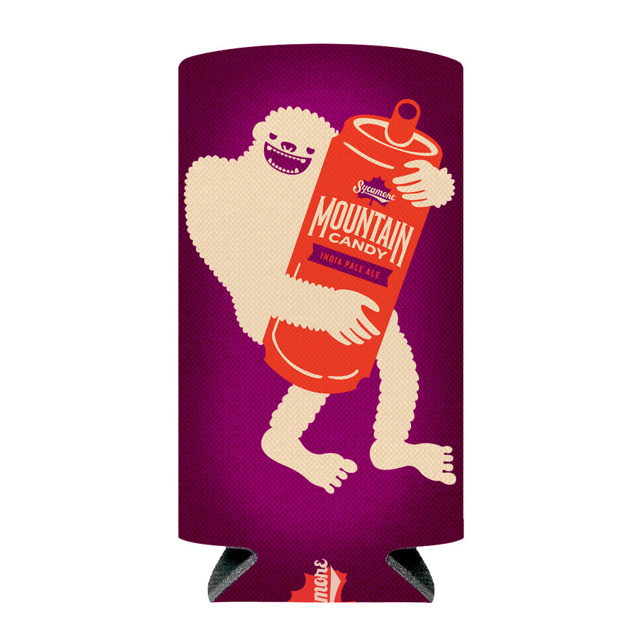 Mountain Candy Yeti Koozie - Tall Can Size