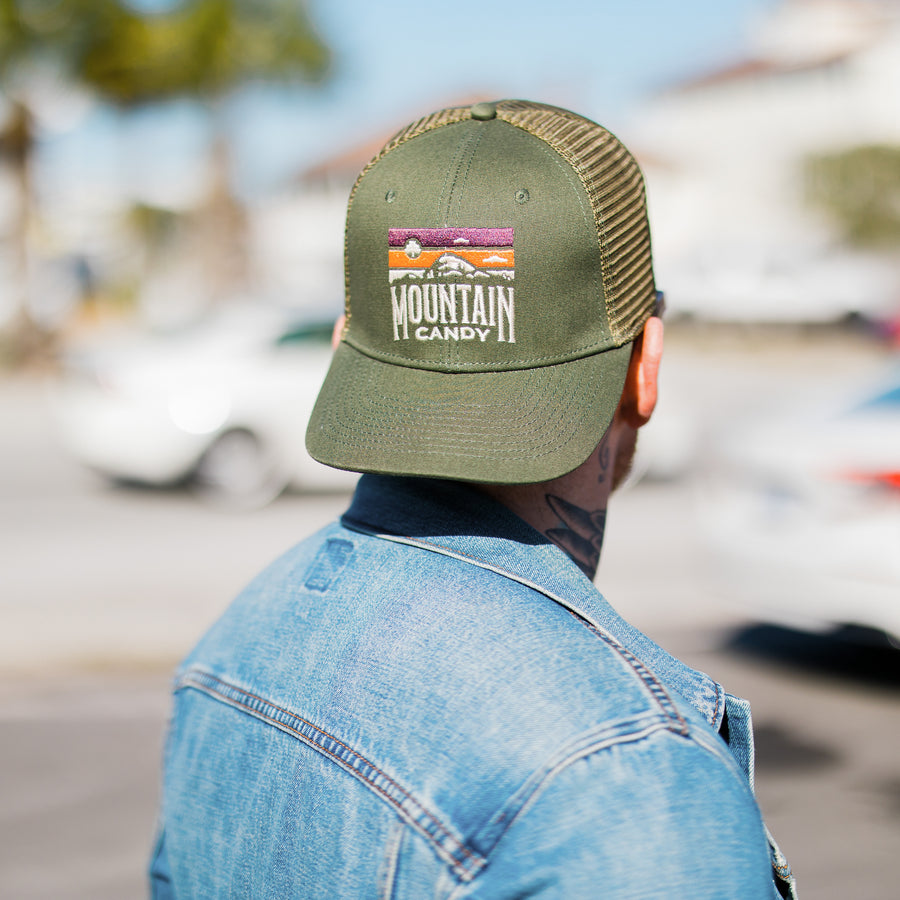 Mountain Candy Trucker Hats