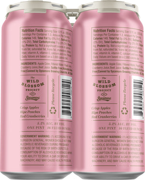 Load image into Gallery viewer, Wild Blossom Rosé Cider