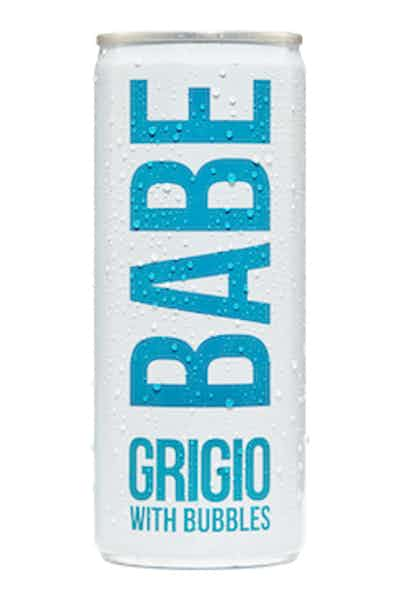 Babe Wine - Grigio with Bubbles