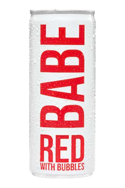 Babe Wine - Red with Bubbles