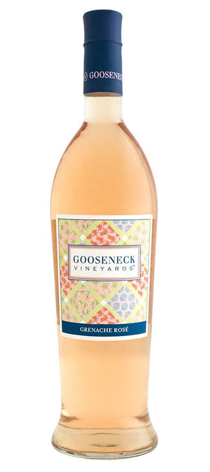 Gooseneck Vineyards Rosé