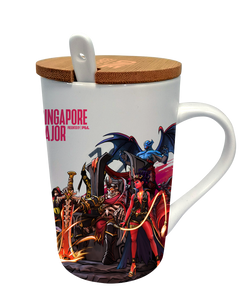 ONE Esports Dota 2 Singapore Major Mug Set
