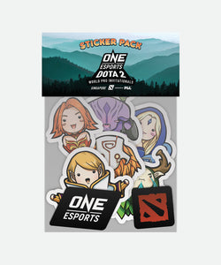 DOTA 2 Sticker Pack