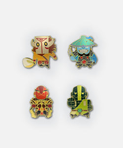 DOTA 2 Badges - Heroes Pack 3