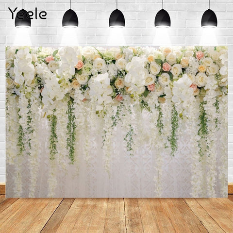Wedding Photography Backdrops - Multiple Scenes and Sizes