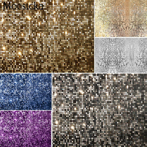 Photography Backdrops -  Sequin Glitter Backdrops