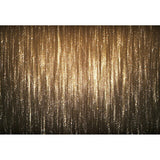 Photography Backdrop - Black & Gold Glitter