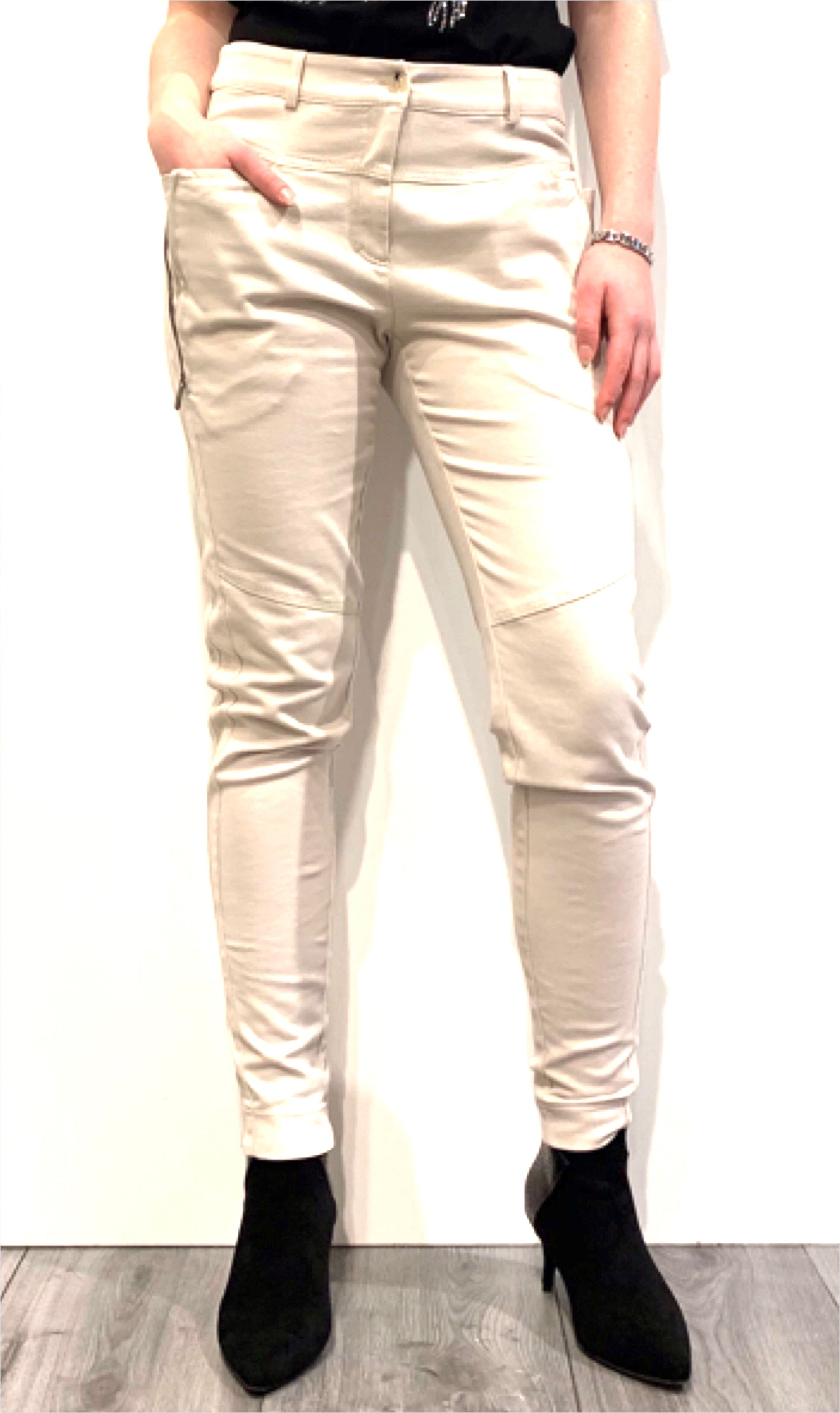 Trousers Twill Stretch