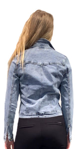 Denim jackje Summum
