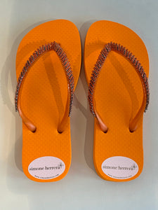 Slipper Aida orange