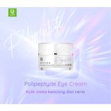 Polypeptide eye cream