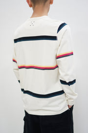 STRIPED LONGSLEEVE T-SHIRT