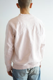 DAMAGED CREW SWEAT