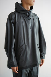[9211-SH02-010] HOODED SHIRT