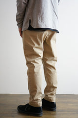 DWELLER CHINO TROUSERS RELAXED FIT C/P TWILL STRETCH VW