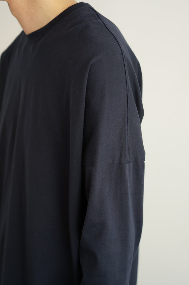 CLERK L/S TEE COTTON JERSEY