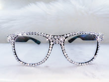 Load image into Gallery viewer, glasses with Swarovski crystals