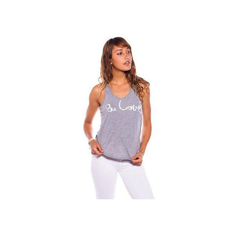 Be Love Shirt Tail Tank