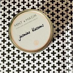 Jasmine Blossoms Lifestyle Travel Candle