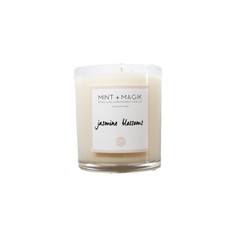 Jasmine Blossoms Lifestyle Candle