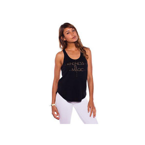 Kindness is Magic Shirt Tail Tank