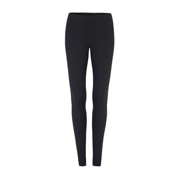 Plain Black Long Legging