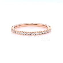 Load image into Gallery viewer, Celeste Diamond Eternity Band