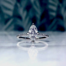 Load image into Gallery viewer, The Marquise Ring