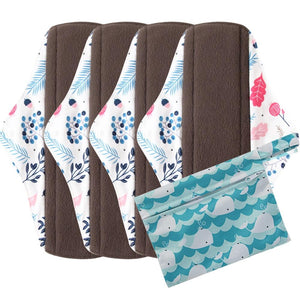 Reusable Panty Liners Set - KOLLMART