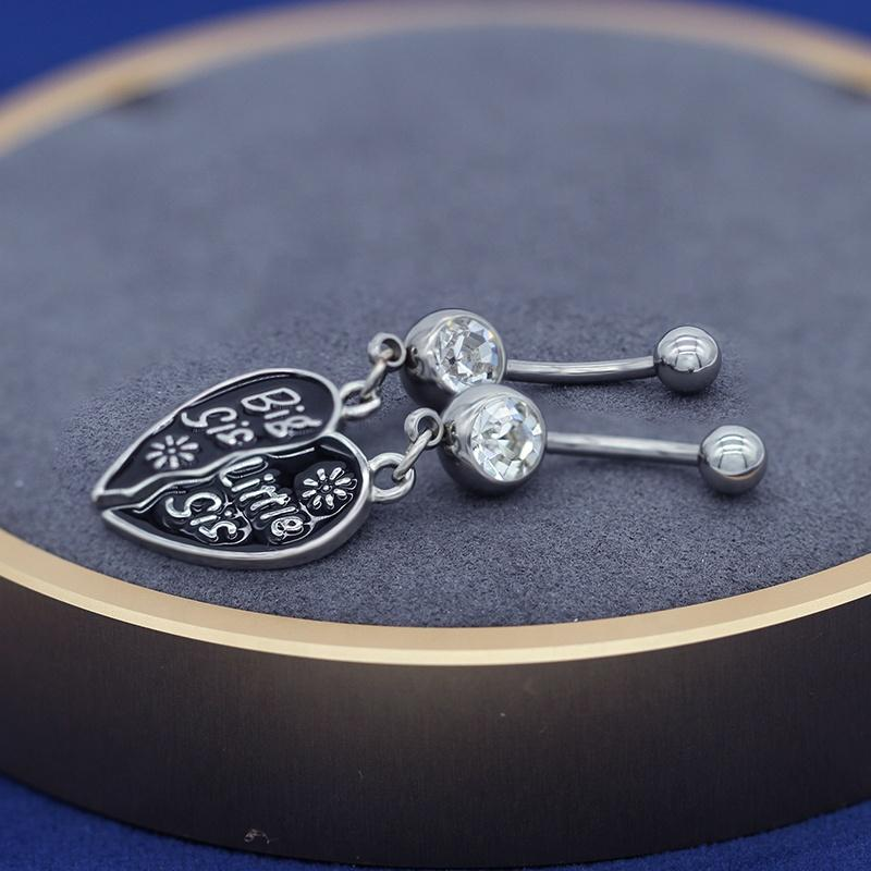 Belly Button Rings Body Piercing Jewelry - KOLLMART