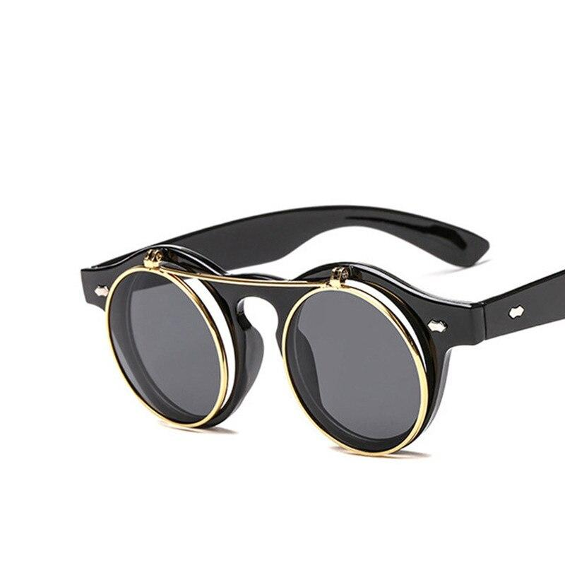 Fashion Steam Punk Sun Glasses - KOLLMART