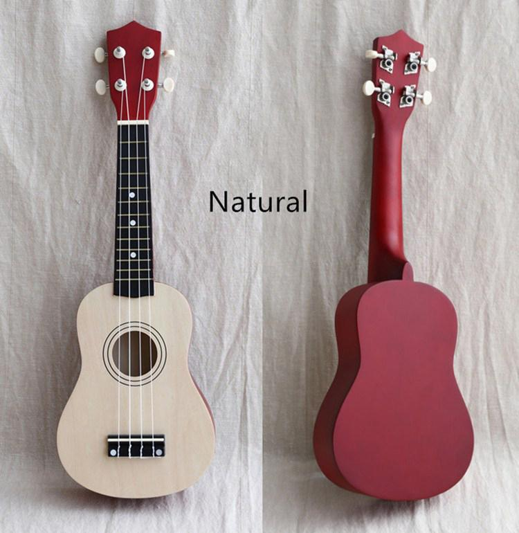 Guitar Musical Instruments For Beginners + String + Pick - KOLLMART
