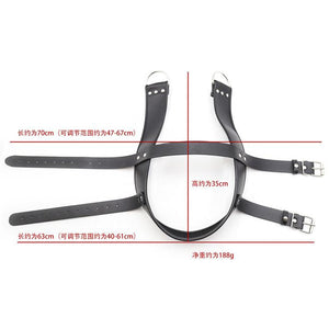 Head Hanging Restraints Strap For Adult Couple Sex - KOLLMART