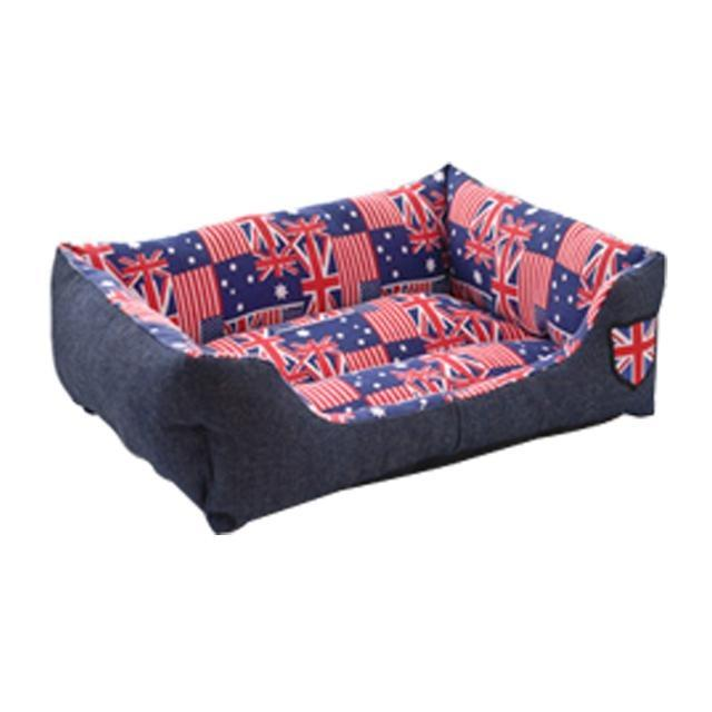 High Quality Custom Cotton Dog Bed - KOLLMART