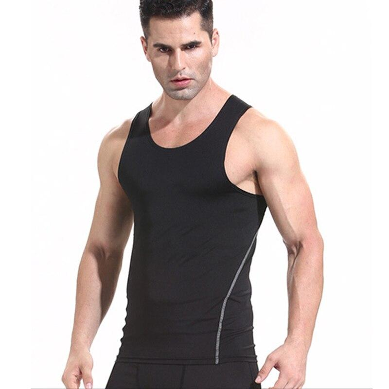 Mens Sports Top Gym Exercise T-shirt - KOLLMART