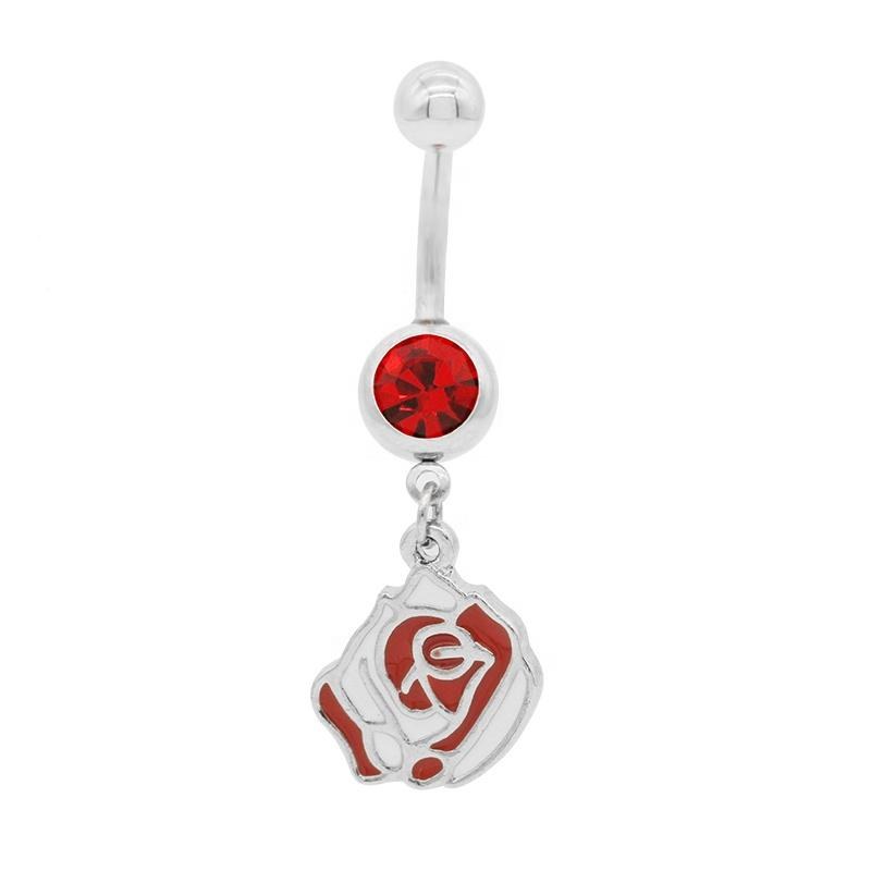 Navel Belly Rings Body Piercing - KOLLMART