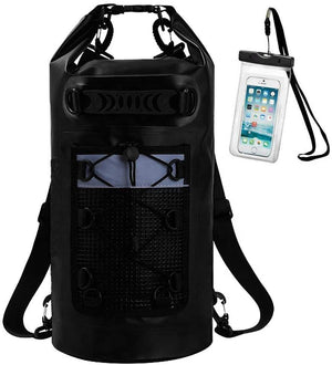 New Backpack Keeps Gear Dry With Shoulder Strap - KOLLMART