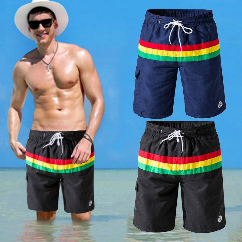 New Men's Beachwear Cool Board Shorts - KOLLMART