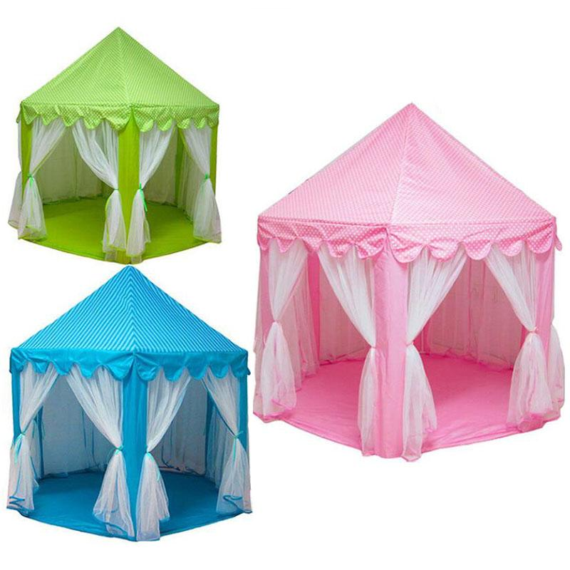 Play Tent House Ball Pit Toys For Kids - KOLLMART